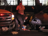 Pedestrian Struck on the Lower East Side