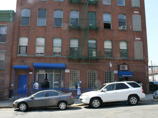 <p>The CitiWide Harm Reduction center is located at 226 East 144th Street in Mott Haven.</p>