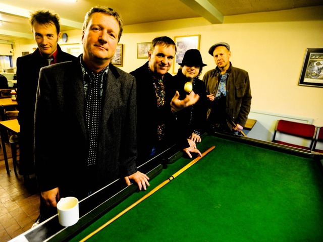 Although born in the era of new wave, Squeeze are an archetypal English band in the mold of The Kinks or The Beatles. At Roseland Saturday night with The English Beat.