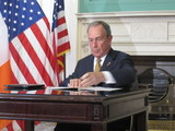 Mayor Bloomberg Vetoes Legislation Mandating Higher Wages