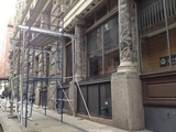 Workers Hurt in Fall From TriBeCa Sidewalk Shed