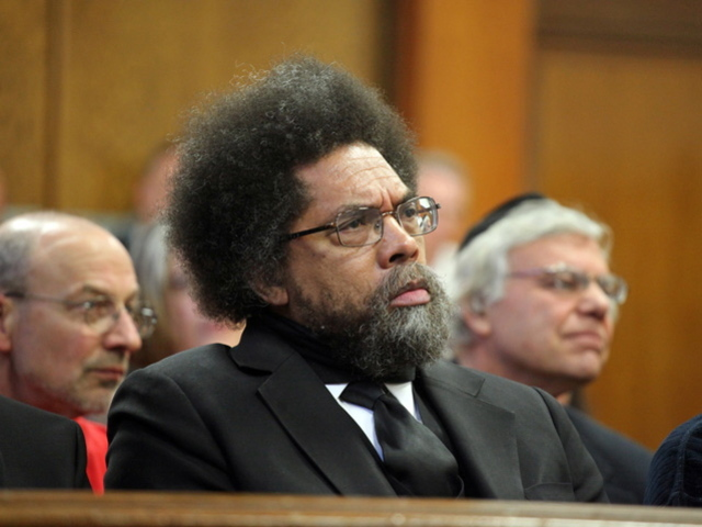 Princeton Professor Cornell West was among those on trial Monday for disorderly conduct in connection with an Oct. 21 protest against the NYPD's controversial Stop and Frisk policy.