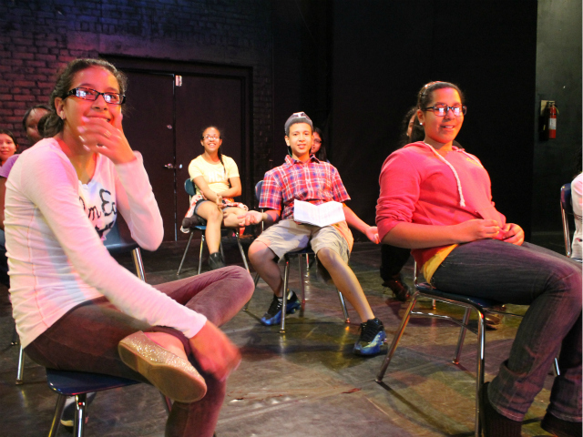 "This year's play by the Storefront Ensemble is entitled, ""Where I'm From: Stories from Hunts Point."""