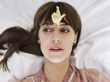 Canadian singer Feist released her fourth solo album