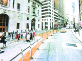 Wider Sidewalks Will Keep Pedestrians Safe at Wall Street Bull, City Says