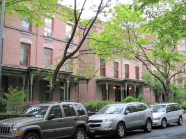 Among the nine new areas that should be considered for historic preservation districts in Central Harlem are Astor Row at 130th Street between Fifth and Lenox Avenues, with its collection of semi-detached row houses.