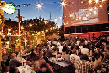 Habana Outpost's 2012 movie series begins on May 6 and runs every Sunday evening through October.