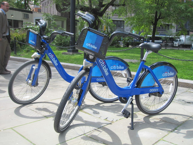 <p>The new Citi Bikes will begin to hit the streets soon.</p>