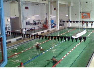 The DOE is reportedly looking into reopening a pool at George Washington High School.