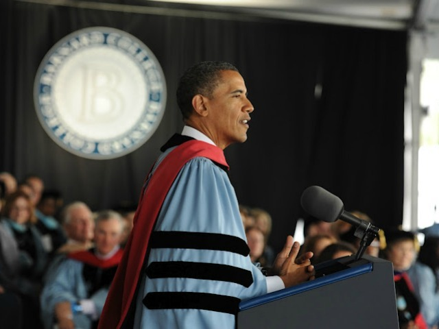 President Barack Obama encouraged the women to fight for change.
