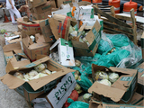 Mott Haven Food Pantry Overflows With Rotten Vegetables, Neighbors Say