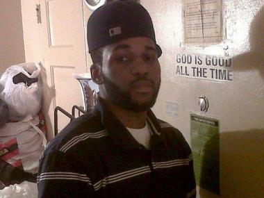 Marcus Thomas, 25, was shot and killed at 562 Park Avenue on May 16th, 2012.