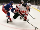 Rangers Fall to Devils, 3-2, as Playoff Series Tied at a Game Apiece
