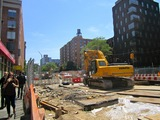 East Houston Street Construction Nightmare Extended Through 2014