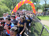 Sun Shines on Thousands in 27th Annual AIDS Walk