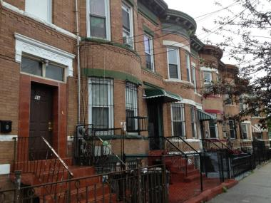 A man was stabbed to death in front of 88 Crystal St. in East New York on Sun., May 20, 2012.