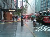 Fire Breaks Out at Salisbury Hotel in Midtown