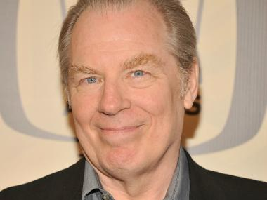 Michael McKean suffered a broken leg after he was struck by a car near Broadway and West 86th Street on Tuesday, May 22, 2012.