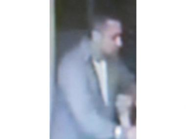 The man pictured above allegedly forced his way into a woman's Sunset Park apartment and attempted to rape her early Thursday morning, police said.