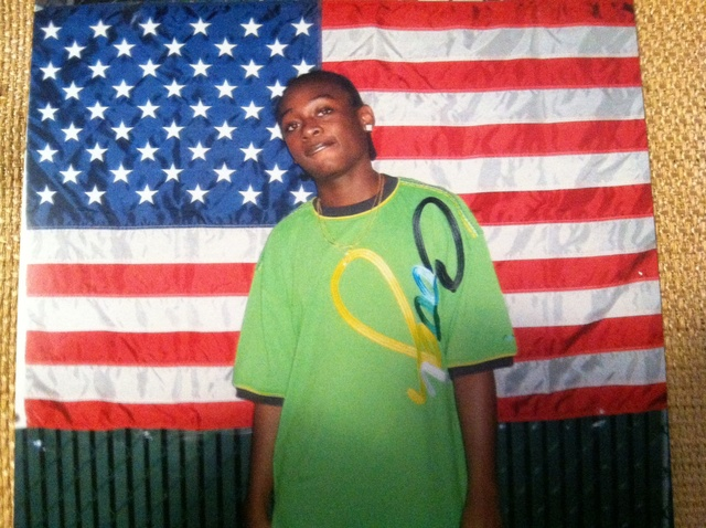 A photo of Isaiah Roberts, 19, who was found dead in Bedford-Stuyvesant on May 25, 2012.
