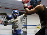 Brooklyn Boxer Brings His Latest Bout Home