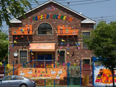 Staten Island Community Board 3 voted against exceptions to the zoning code needed by Alex Veksler, owner of Steps to Success II Day Care, to build a new center next door to his Oakwood building.