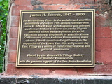Former Saloon of Radical Thought in East Village Honored with Plaque