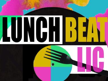 Lunch Beat is coming this Wednesday to New York for the first time.