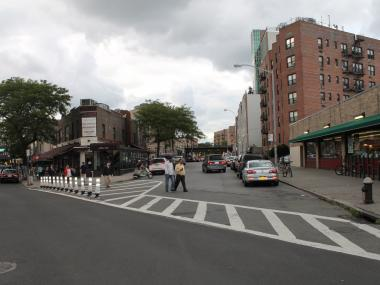 The intersection of Newtown Avenue and 33 Street has been considered dangerous for a long time, officials say