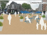 Astoria Residents To Try Out Pedestrian Plaza For One Day