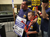 Doormen's Union Marks Year Anniversary of Strike at Midtown East High-Rise