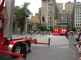 DOT Announces Summer Streets 2012 with Free Zip Line in Union Square