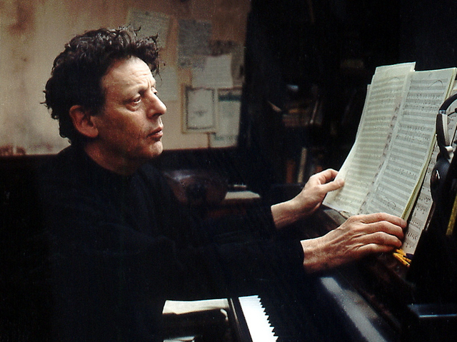 Philip Glass: Music With Friends at Issue Project Room Wednesday, Thursday and Friday night.
