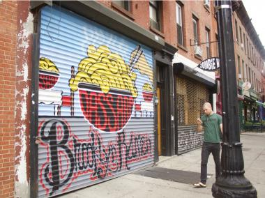 Dassara, a ramen noodle restaurant, is opening at 271 Smith Street.