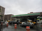 City Plan to Redevelop Gas Station near Central Park Met with Opposition