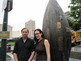 Lenox Avenue's 'Pod' Sculpture Symbolizes Growth, Says Artist