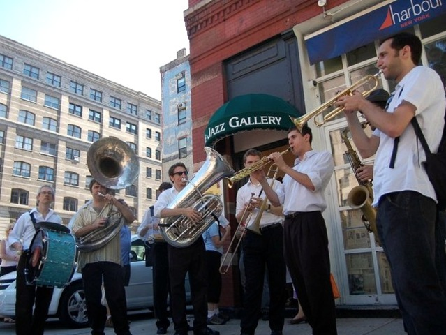 <p>Musicians tell the executive director of The Jazz Gallery that the club gives them space to take risks and explore their craft.</p>