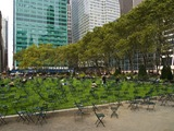 Bryant Park to Host 400-Person Game of Musical Chairs