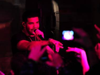 Members of the rapper Drake's entourage reportedly clashed with R&B star Chris Brown's crew at a Hudson Square club June 14, 2012.