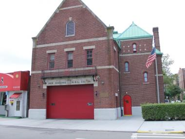 Engine 305/Hook and Ladder Company 151 has served Forest Hills for almost 90 years.