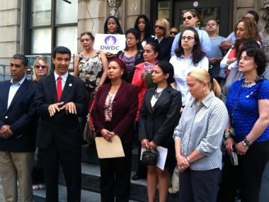 Local leaders called changes in how the community and local government handle domestic violence in the wake of a murder-suicide on June 13, 2012.
