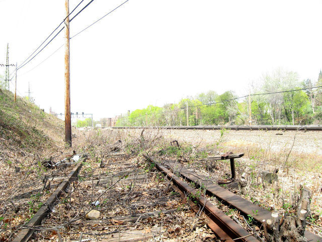 <p>The Rockaway Beach branch line has been inactive for 50 years.</p>