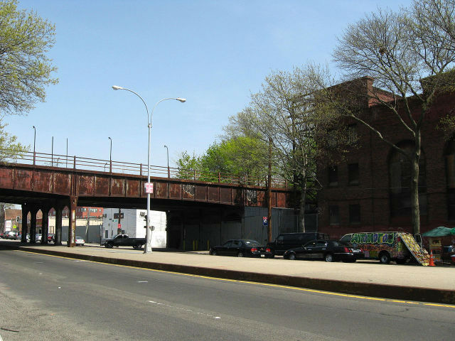 <p>Woodhaven Junction Station</p>