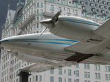 Airplane Lands in Central Park Plaza as Latest Public Art Installation
