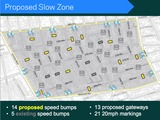 City Greenlights 13 Slow Zones to Make Streets Safer