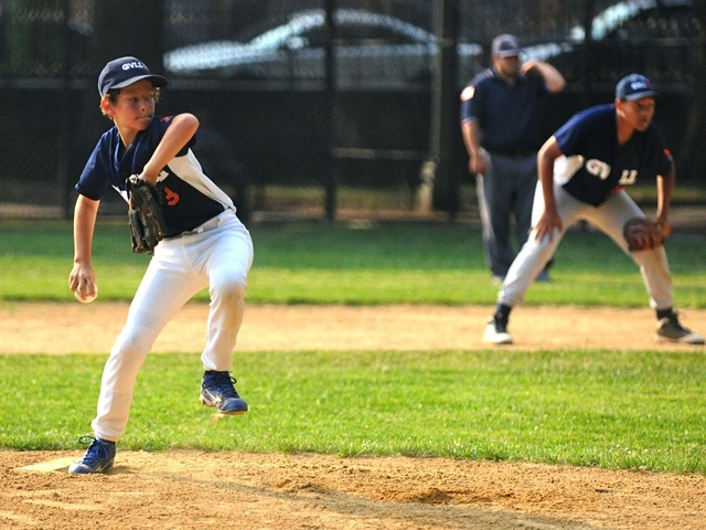 <p>Greenwich Village Little League players may be young, but they&#39;re fierce, coach Greg Epstein said.</p>