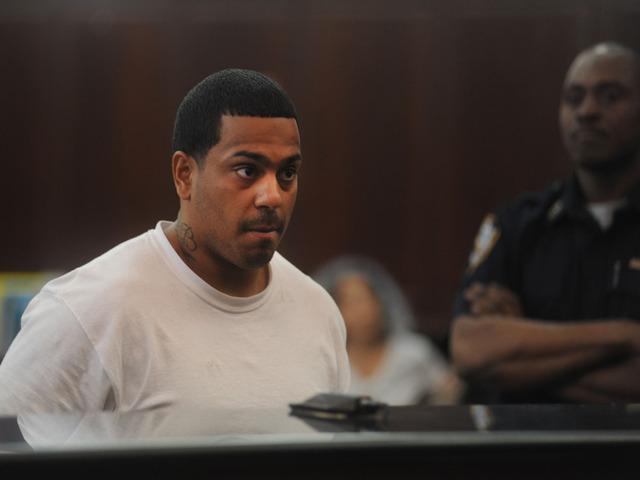 Roberto Nunez, 30, in Manhattan Criminal Court on June 24, 2012.