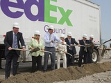 FedEx Breaks Ground on $56 Million LIC Distribution Facility