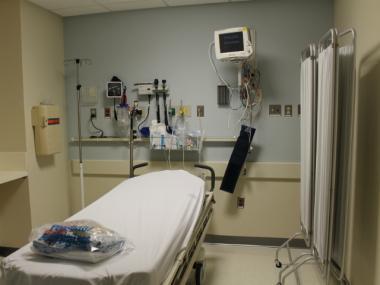 New York Hospital Queens Emergency Room