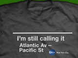New Barclays Center Subway Stop Inspires Protest T-Shirt